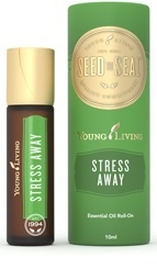 Смесь эфирных масел Stress Away Roll-On (Анти стресс)